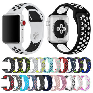 Bracelet Sport Apple Watch Perforé