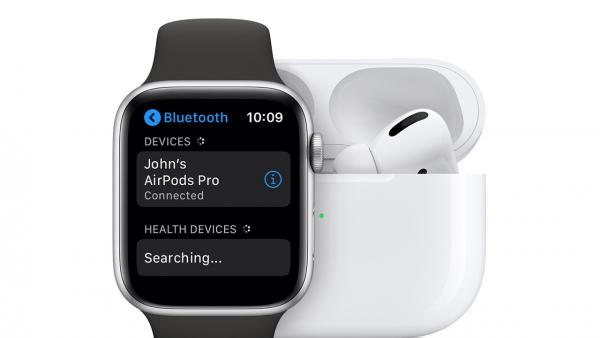 Comment coupler vos AirPods ou vos écouteurs Bluetooth à une Apple Watch