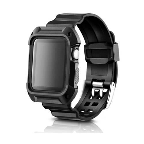 Bracelet Apple Watch série 5/4/3/2/1 avec Coque de Protection