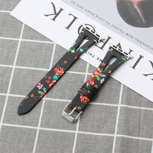 Bracelet Femme en cuir véritable pour Apple Watch Apple Watch accessoires Bracelets Apple Watch Femme Bracelet Apple Watch Bracelets Cuir Apple Watch