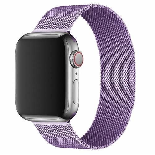 Bracelet Milanais Apple Watch Fermoir Magnétique