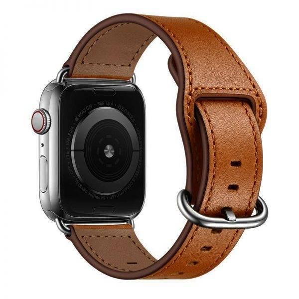 Bracelet Cuir Véritable pour montre Apple Watch Apple Watch accessoires Bracelet Apple Watch Bracelets Cuir Apple Watch