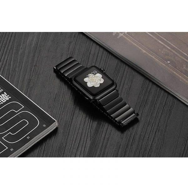 Bracelet céramique pour montre Apple