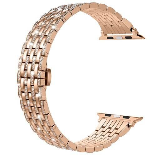 Bracelet diamont cristaux pour montre Apple série 5/4/3/2/1