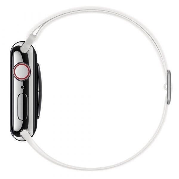 Bracelet ajustable en Silicone pour Apple Watch boucle solo élastique Bracelet Apple Watch Bracelets Apple Watch Silicone et PVC