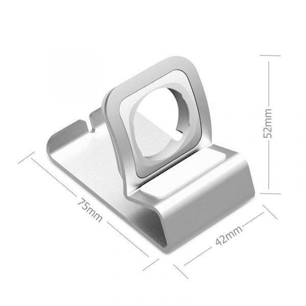 Station de charge en aluminium pour apple watch Charge Apple Watch