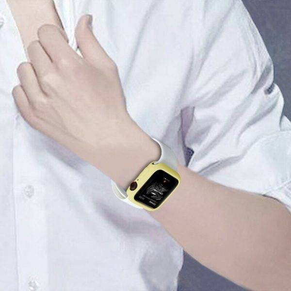 Coque de protection antichoc pour apple watch Protection Apple Watch