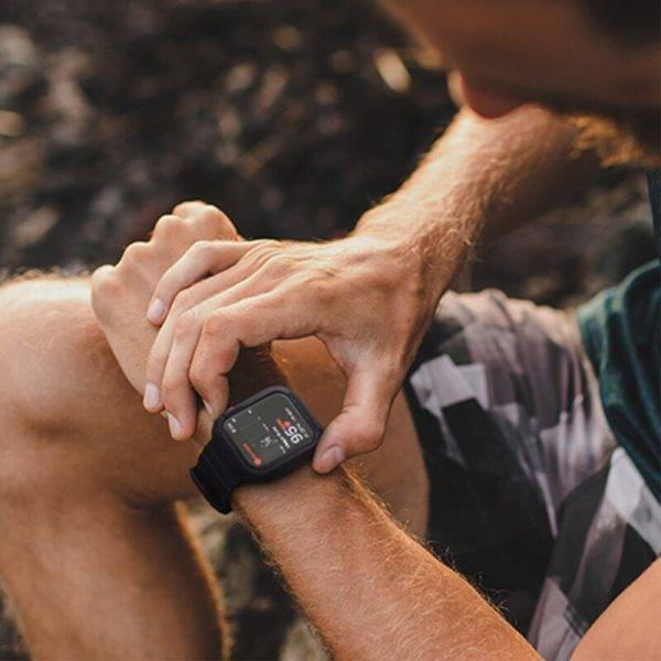 Coque souple antichoc pour Apple Watch 5/4/3/2 Protection Apple Watch