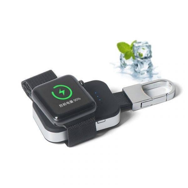 Batterie externe sans fil Porte-clés pour Apple Watch Charge Apple Watch